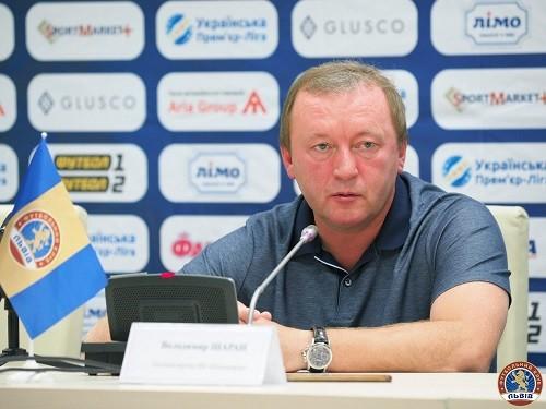 Владимир ШАРАН: «Очень важная победа. Мы наконец-то ее дождались»