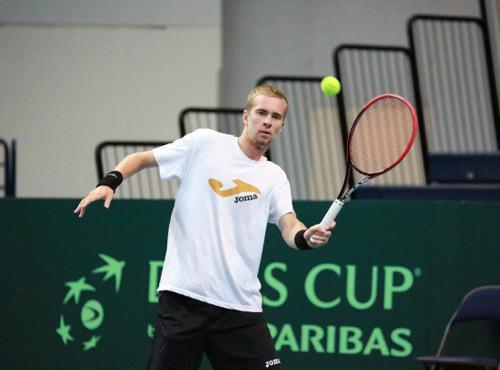 Манафов выиграл парный турнир ITF