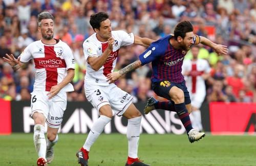 Уэска – Барселона – 0:0. Видеообзор матча