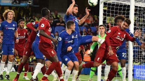 Оливье ЖИРУ: «Мы можем играть на уровне Ливерпуля»