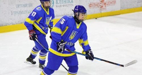 ЧМ по хоккею U-18. Украина начала c поражения в овертайме