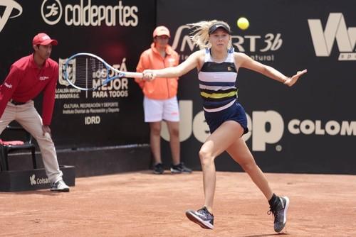 Богота. Анисимова выиграла дебютный турнир WTA