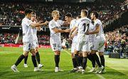Валенсия – Леванте – 3:1. Видео голов и обзор матча