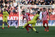 Жирона – Вильярреал – 0:1. Видео гола и обзор матча