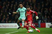 Хаві ГРАСІЯ: «Гравці Вотфорда заслужили похвалу за матч з Арсеналом»
