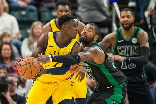 НБА. Бостон обыграл Индиану и повел в серии
