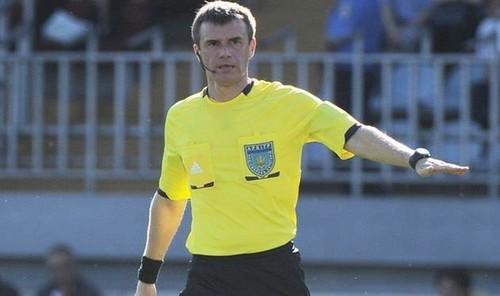 Стали известны судейские назначения на матчи 1/2 финала Кубка Украины