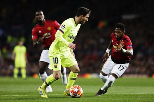 Барселона – Манчестер Юнайтед – 3:0. Текстова трансляція