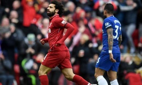 Мохамед САЛАХ: «Мне повезло, что мяч попал в сетку»
