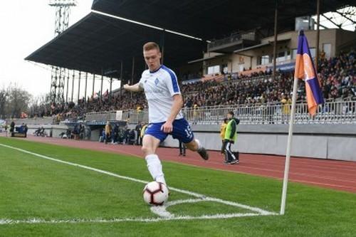 Фанаты Динамо признали Цыганкова лучшим игроком матча с Мариуполем