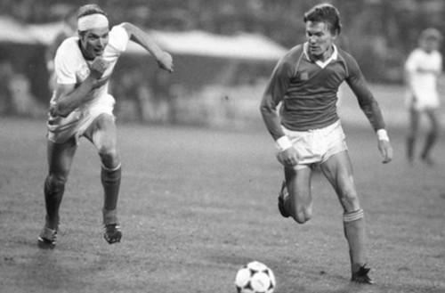 ВИДЕО ДНЯ. 47 лет назад Блохин забил первый гол в чемпионате СССР