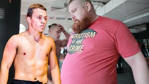 Дацик и Тарасов опубликовали фото после боя
