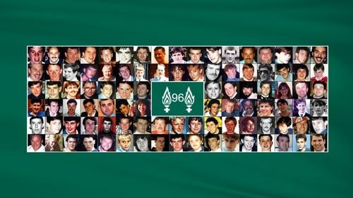 Игроки Ливерпуля почтили память трагедии в Хиллсборо