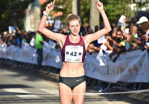 Дарья Михайлова стала призеркой в Польше