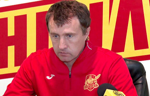Сергей ЛАВРИНЕНКО: «В Первой лиге нет команд уровня Зари»
