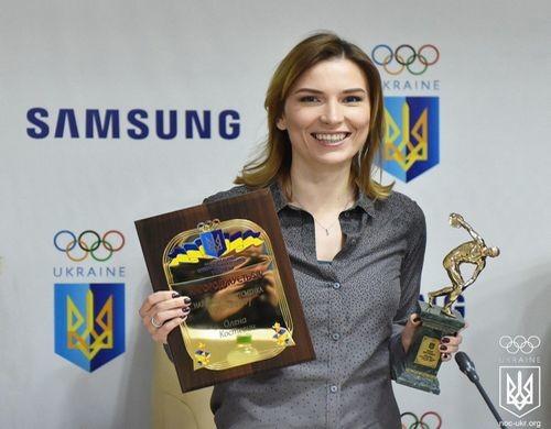 Олена Костевич взяла участь в чвертьмарафоні