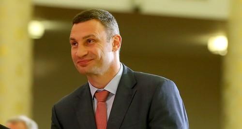 Кличко вновь будет баллотироваться в мэры Киева