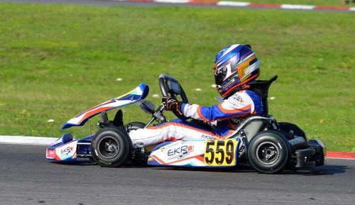 Дев'ятирічний українець виборює європейське чемпіонство