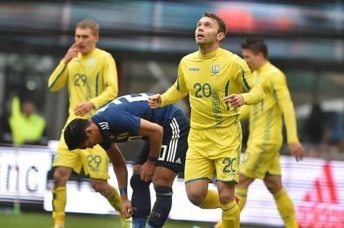 Караваев и Матвиенко попали в сборную тура Лиги наций