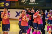 Украинские футзалистки стартуют на турнире в Испании