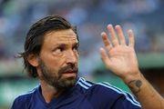 Андреа ПИРЛО: «После пропущенного мяча Ювентус играл робко и боязливо»