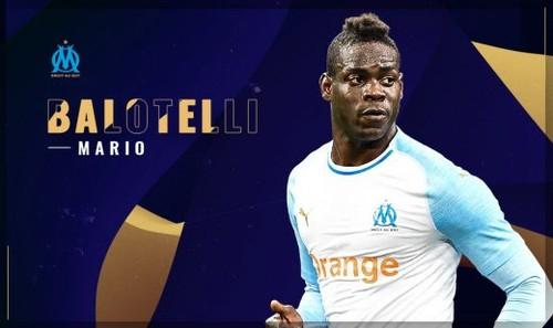 Балотелли – лучший игрок марта в Лиге 1