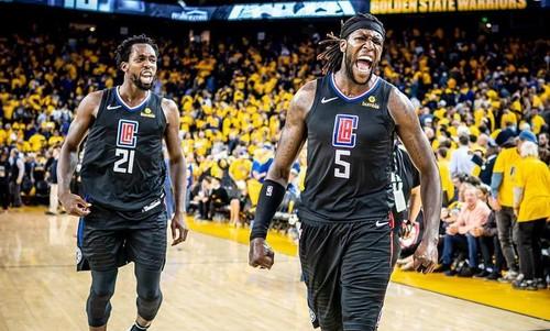 Кліпперс зробили найбільший камбек в плей-оф в історії НБА