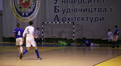 17 квітня відбудеться фінал Кубку Києва серед студентів ЗВО