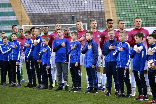ФК Львов доиграет сезон с временным тренером