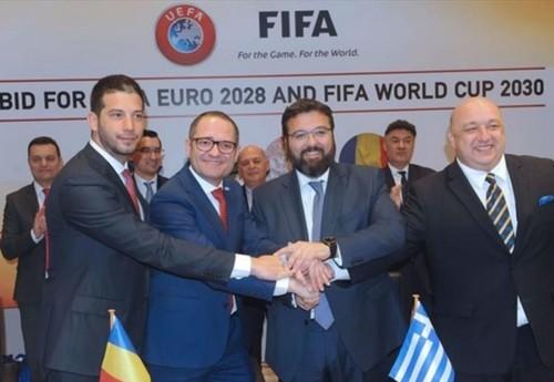 Балканские страны подают заявку на проведение ЧЕ-2028 и ЧМ-2030