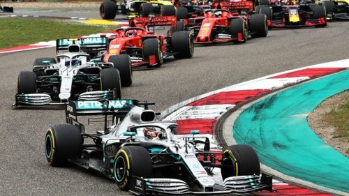 Ф-1 хочет проводить две гонки в Китае за сезон