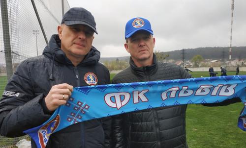 ОФИЦИАЛЬНО. Блавацкий - главный тренер ФК Львов