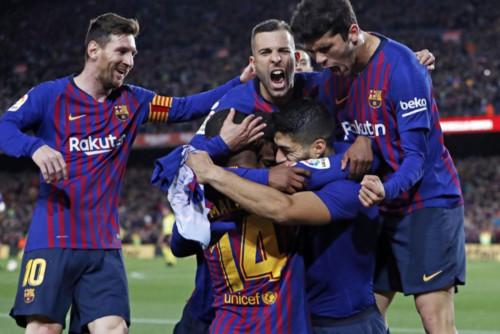 ТОП-10 голів Барселони в ворота англійських клубів