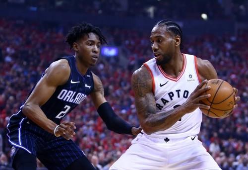 НБА. Торонто и Денвер сравняли счет в своих сериях, победа Портленда