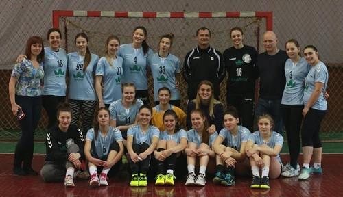 Львовская Галичанка стала чемпионом Украины по гандболу