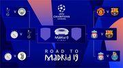 УЕФА обнародовал расписание полуфиналов Лиги чемпионов