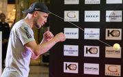 Денис БЕРІНЧИК: «Готував себе до війни на рингу»