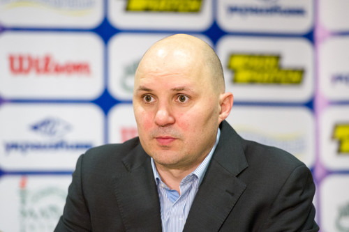 Наставник Химика: «Фесенко – это игрок не из нашей лиги»