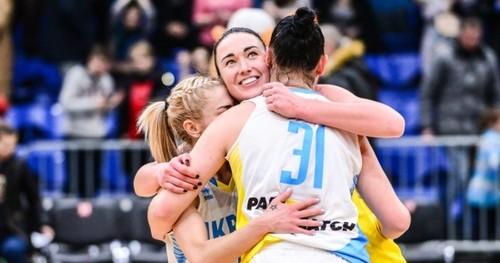 Украина подала заявку на проведение женского Евробаскета-2021