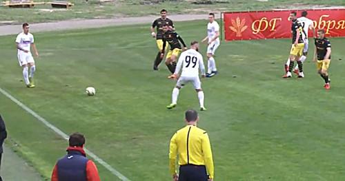 Ингулец дома обыграл Зарю и вышел в финал Кубка Украины