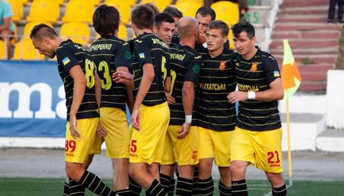 Впервые в истории клуб Первой лиги вышел в финал Кубка Украины