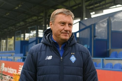 Александр ХАЦКЕВИЧ: «Игра с Шахтером будет ключевой для Динамо»