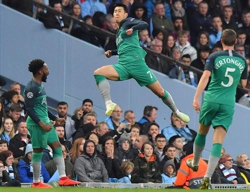 Тоттенхэм выгрыз у Манчестер Сити путевку в полуфинал Лиги чемпионов