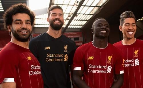 Ливерпуль показал новую форму на сезон 2019/20