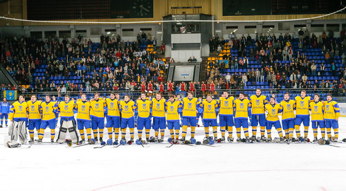 Сборная Украины U-18 пропустила 13 шайб от сверстников из Германии