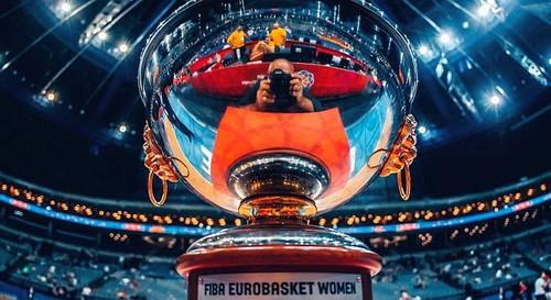 ФИБА приняла заявку Украины на проведение женского Евробаскета-2021