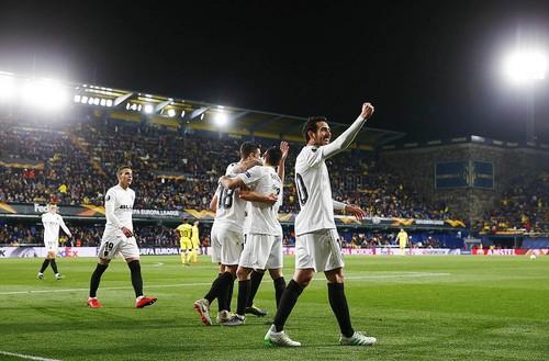Валенсия – Вильярреал – 2:0. Видео голов и обзор матча