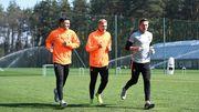 Коваленко, Малышев и Тотовицкий могут не сыграть с Динамо