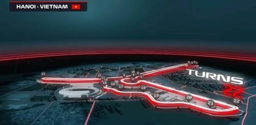 Видео. Как выглядит трасса нового Гран-при Ф-1 во Вьетнаме