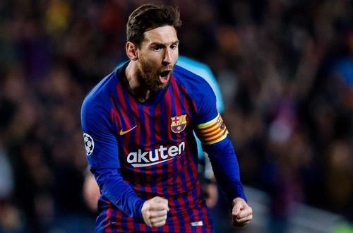Месси – Игрок недели в Лиге чемпионов